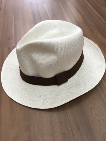 Chapéu Panamá Legítimo Original - Palha Toquilla - R  159 bfe1e1b9ead