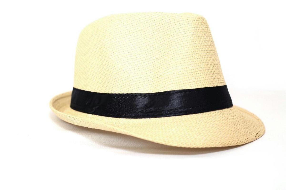 0099c91348e87 chapeu panama malandro carioca masculino feminino bege. Carregando zoom.