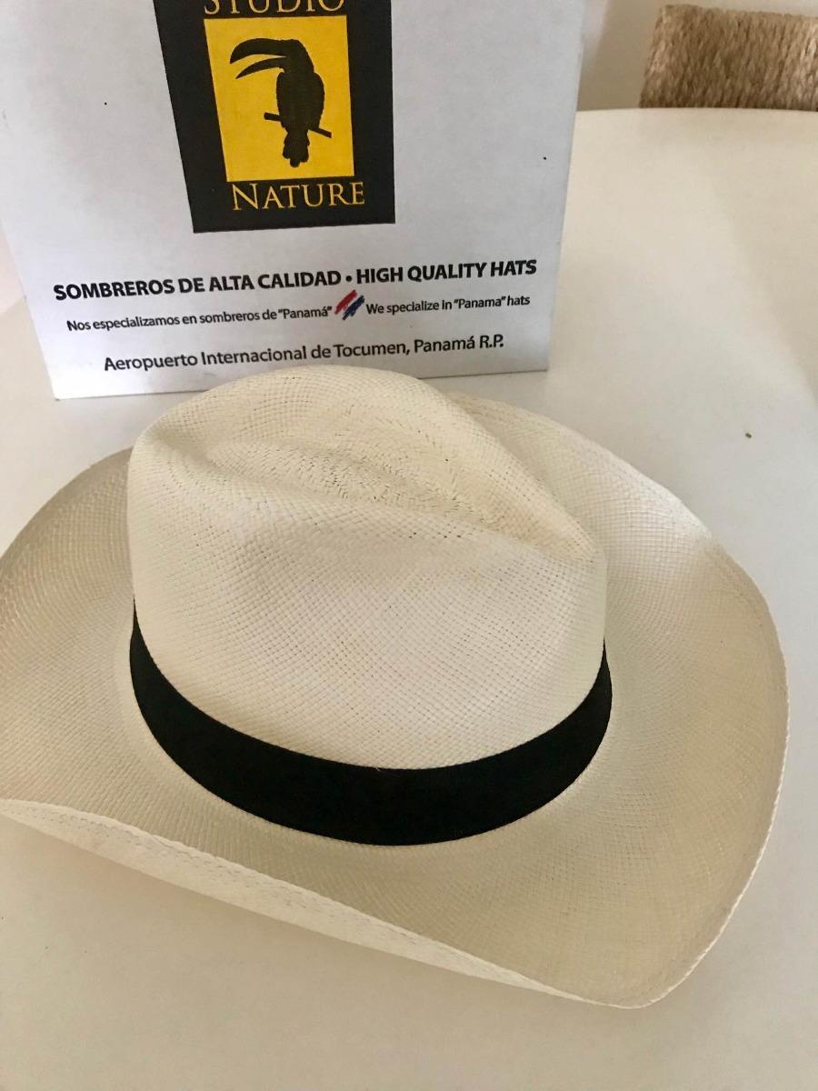 1e6d10c46cd25 Chapéu Panamá Masculino - Legítimo