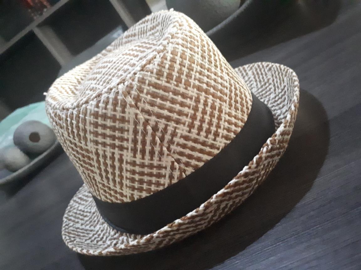 Chapéu Panamá Novo E Perfeito!!! - R  20 36546ae83e3