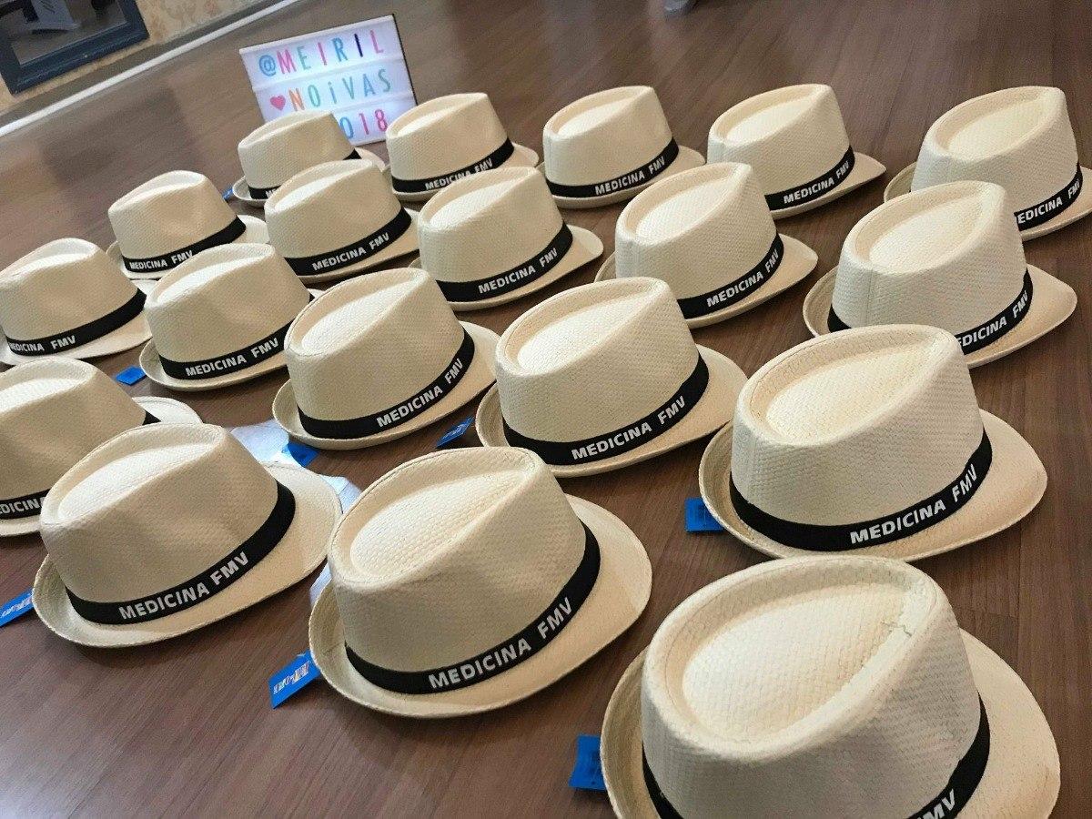 chapéu panamá personalizado formatura despedida solteira. Carregando zoom. 5a680690847