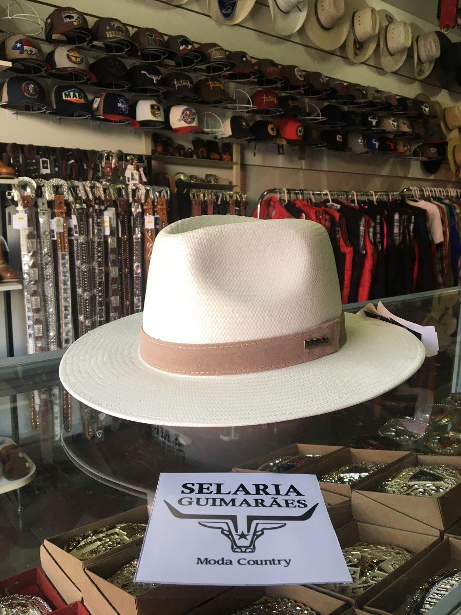b9cafa72c6e20 chapéu panamá proteção u.v palha nº55 ao 60 - marcatto. Carregando zoom.