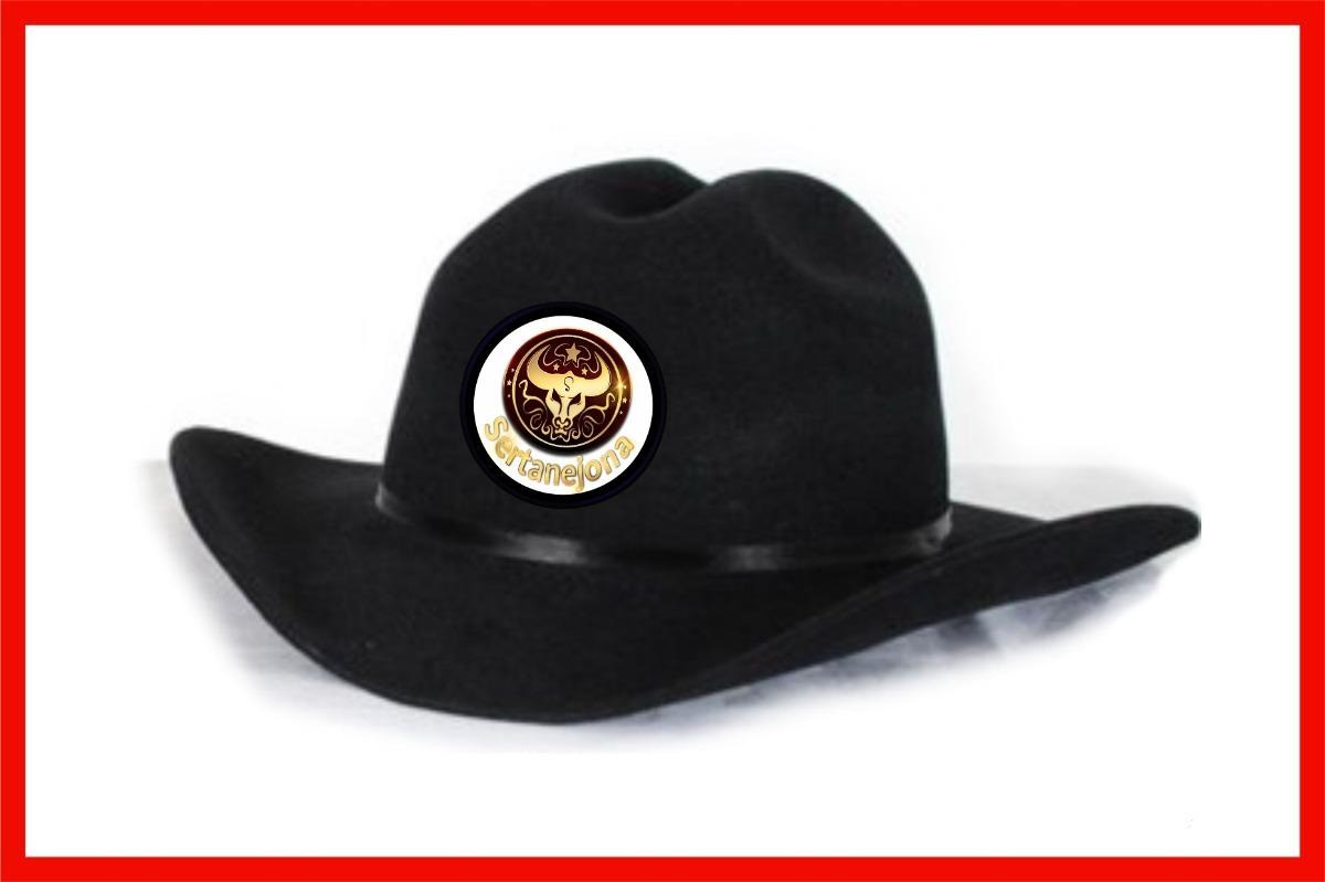 chapéu personalizado infantil cowboy festa fantasia. Carregando zoom. bfb1b119a68
