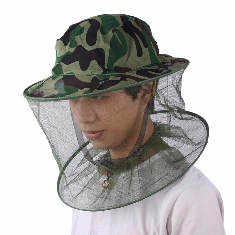 chapeu pesca tela mosquiteiro protege mosquitos pernilongo. Carregando zoom. 10832f45c96