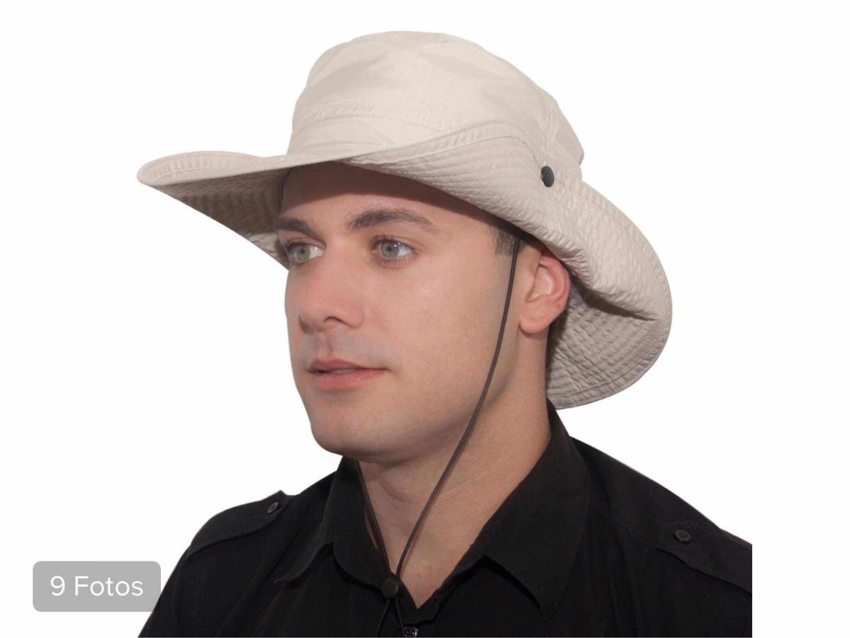 chapéu pescador australiano kit com 100 unidades. Carregando zoom. fc1ba35fa41