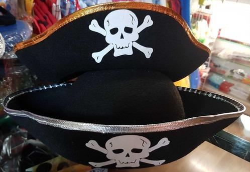 Chapéu Pirata Mais Barato Promoção - R  15 932d04bda68