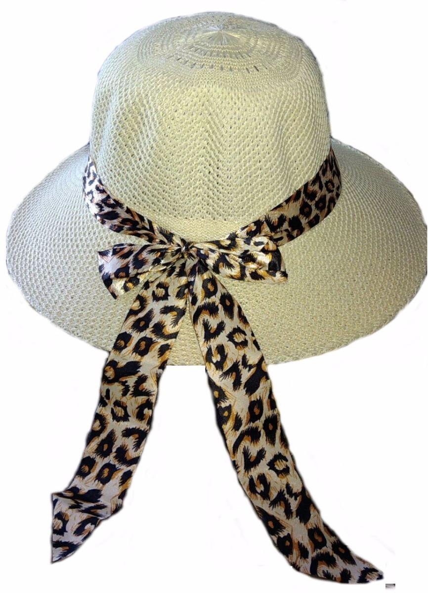 chapéu praia feminino floppy + óculos espelhado redondo moda. Carregando  zoom. af7f564a0d1