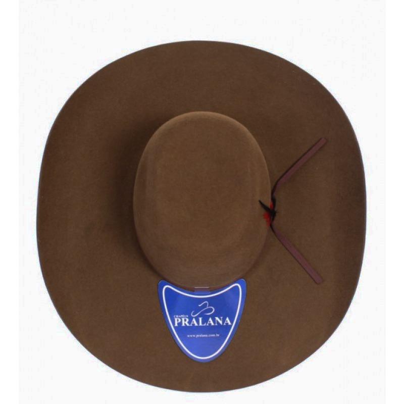chapéu pralana biplay ii café country aba 13 caixa original. Carregando  zoom. 0113a56125f