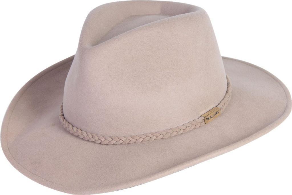 chapéu pralana classic soft feltro bege. Carregando zoom. 28583330306