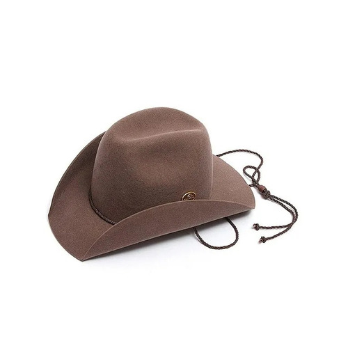 chapéu pralana kid infantil castor 100% lã.