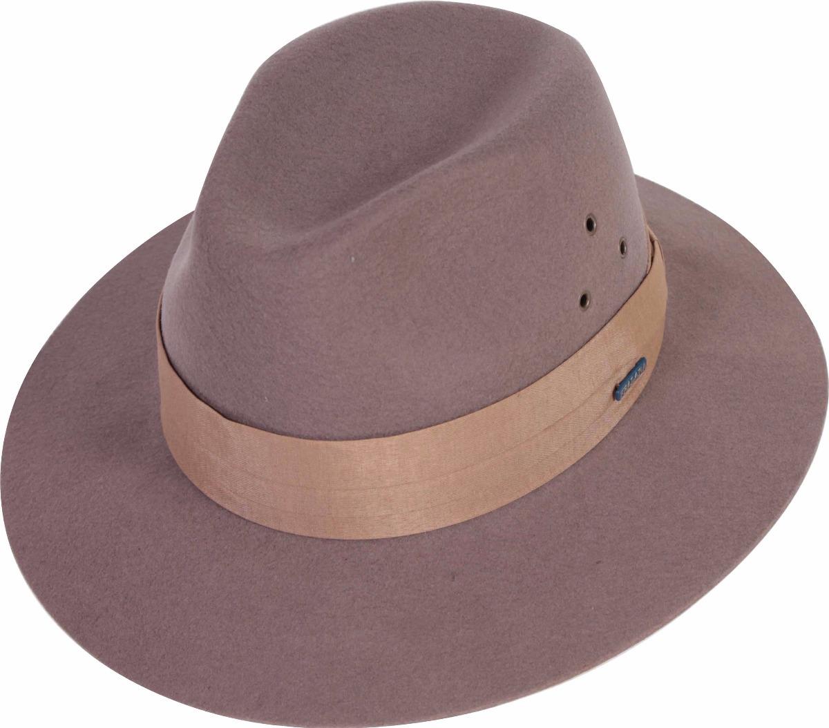 chapéu pralana legitimo lebre castor safari social indy 5x. Carregando zoom. c247cd8e3af
