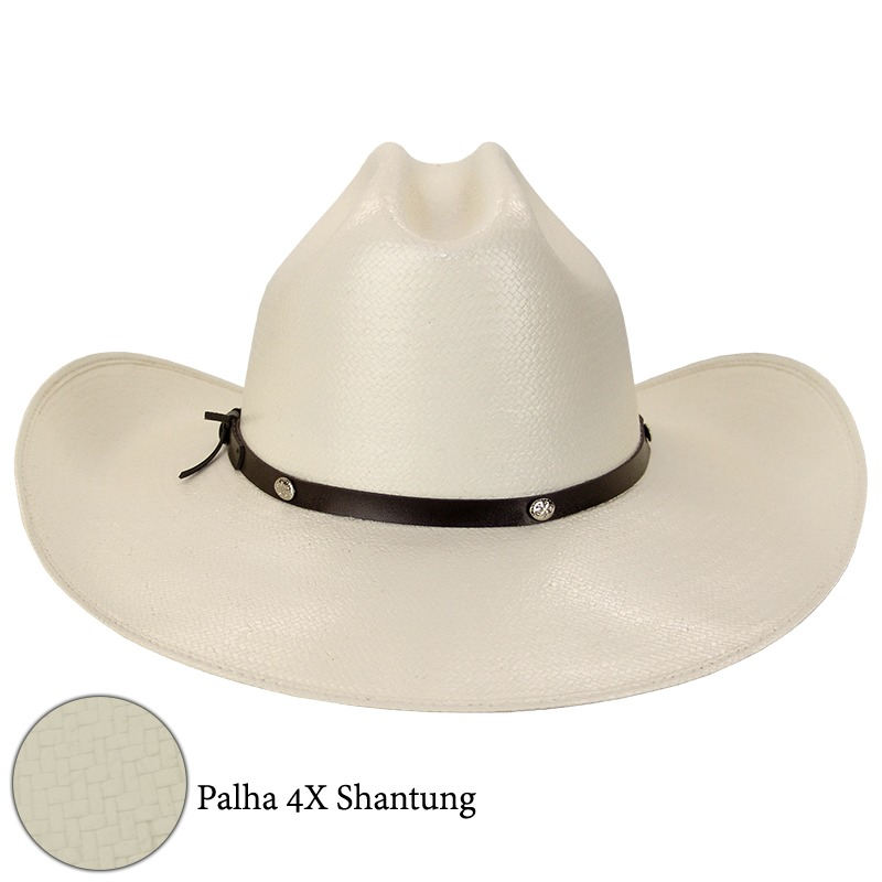chapéu pralana pajero 4x shantung branco aba 10 bs-02014. Carregando zoom. 88eb759516e