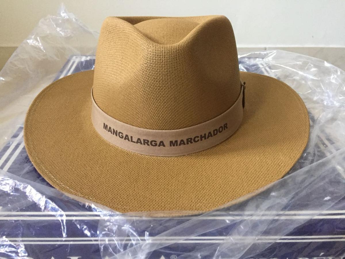 chapéu pralana palha cairo mangalarga original novo núm 61. Carregando zoom. 7ccfb3b8232