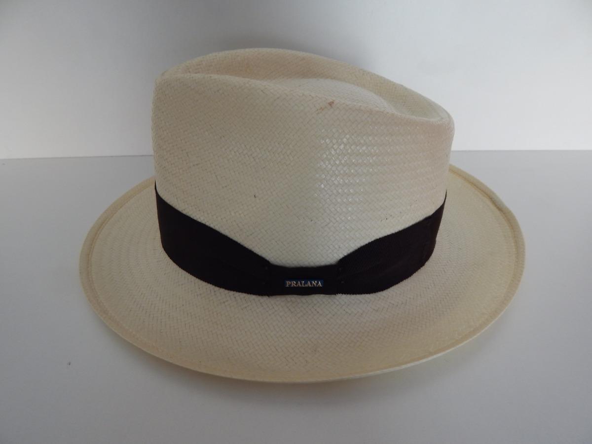 f5665f61e241e chapéu pralana palha panama. Carregando zoom.