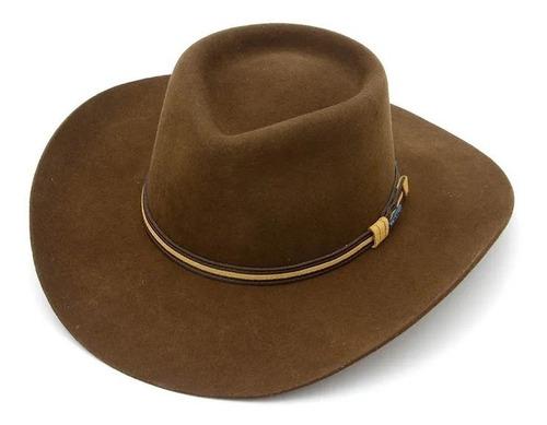 chapéu pralana snow river café novo 100% lã