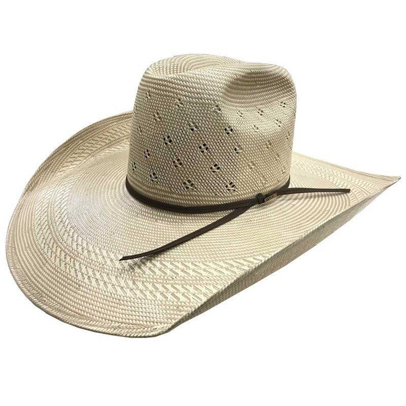 271f84b5f6f94 chapéu resistol importado 20x conley bicolor formado. Carregando zoom.