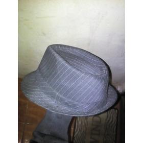 Chapéu Sarja Unissex, Preto (nunca Usado) Apenas R$17,86