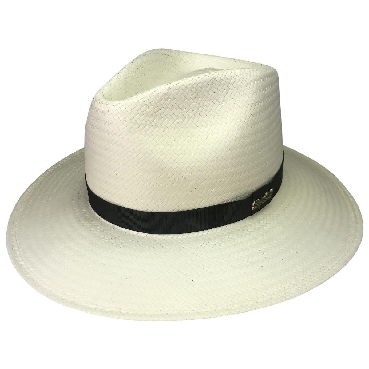 Chapéu Social Panamá Importado Moda Casual Promoção - R  145 8b2fc7654f3