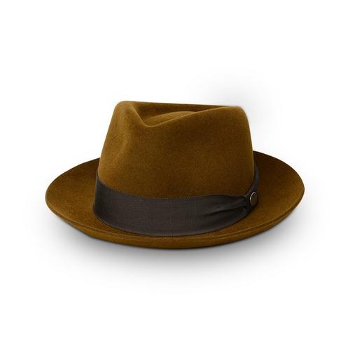 chapéu social pralana pelo tabaco