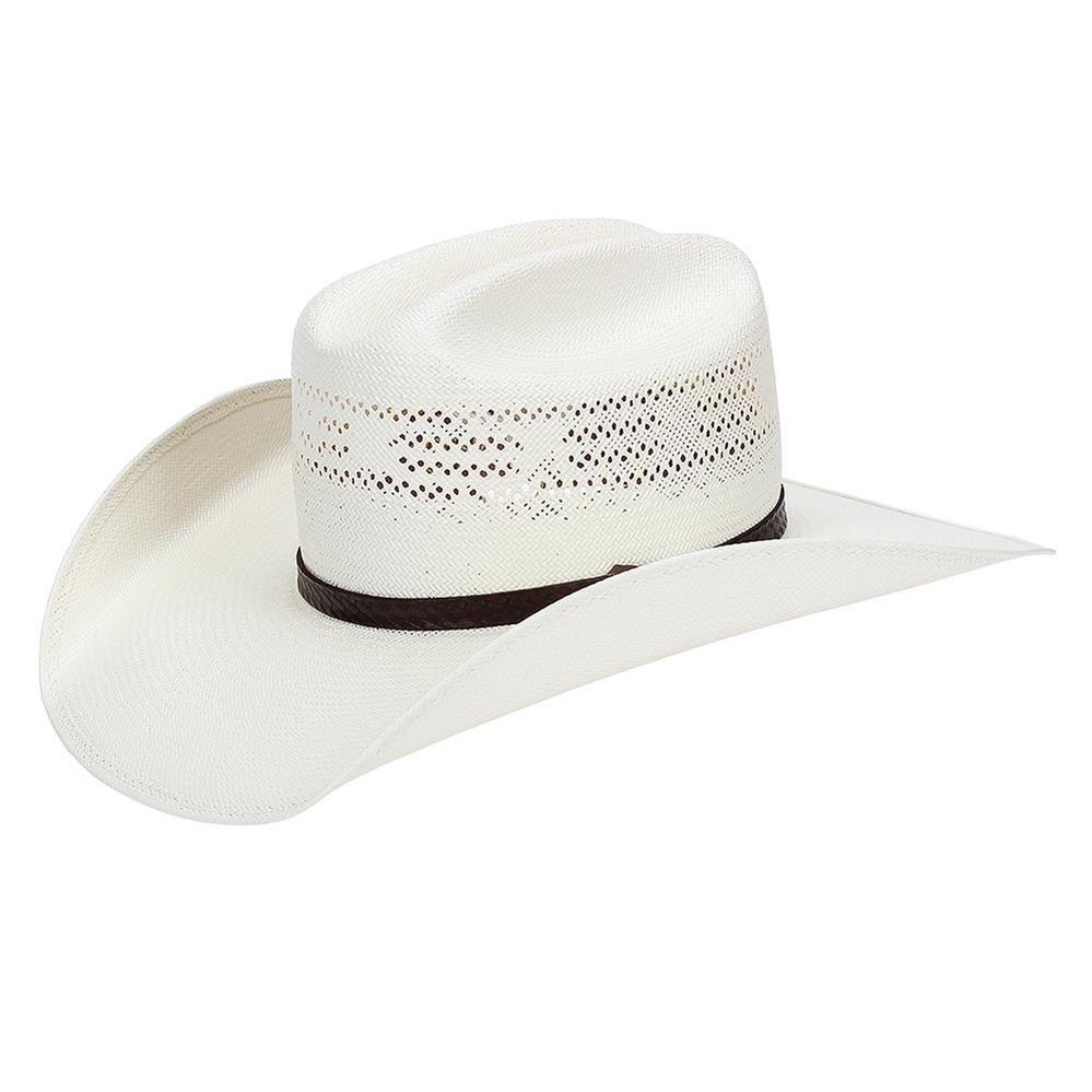 chapéu stetson 20x palha marfim 21654. Carregando zoom. 49607f288dd