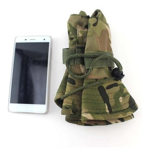 chapéu tático militar - multicam
