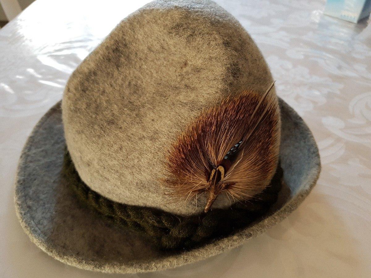 chapéu típico alemão importado. traje. oktoberfest. p. Carregando zoom. 39019b1e86f