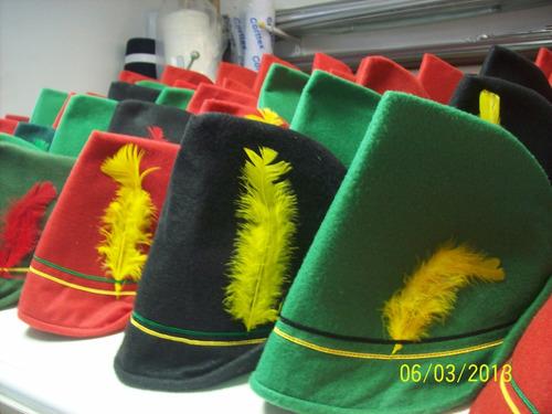 chapéu típico germânico robin hood traje tipico