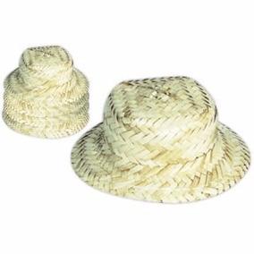 d26cdc3153ace Mini Chapeu De Palha Boneca no Mercado Livre Brasil