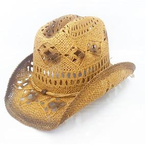 03fa22885d07d Chapéu Country Yankee Rodeio Star Festa Cowboy Furado Peão