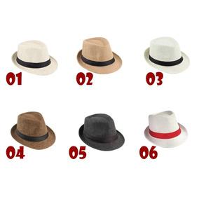 d9ae66e3cf0cc Chapeu Malandro Carioca - Outros Chapéus para Masculino no Mercado ...