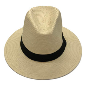 d2b0a3be5636d Chapeu Panama Masculino Palha - Acessórios da Moda Bege no Mercado ...