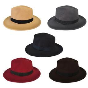 567d70f2f2567 Chapeu Cury Masculino - Chapéus para Masculino no Mercado Livre Brasil