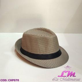 c9683f6ee86b1 Chapeu Panama Tamanho 58 - Chapéus para Masculino no Mercado Livre ...