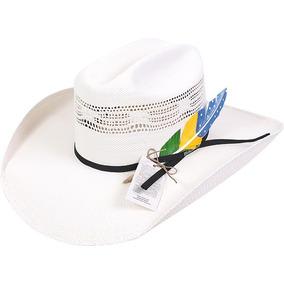 68b91ac17a0a3 Little 59 Branco - Chapéus Country no Mercado Livre Brasil