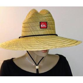 7d0a485f145b7 Chapéu De Palha Quiksilver Pierside - Acessórios da Moda no Mercado ...