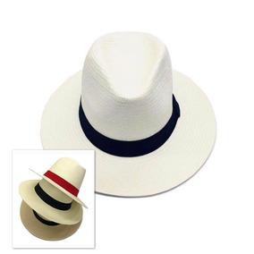 0585f012e10d8 Chapéu Estilo Panamá Aba Larga Longa Tamanho 60 61 G Moda. 4 cores. R  59