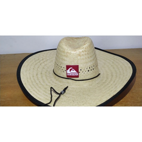 50e7c3184a8bd Chapéu De Palha Quiksilver Pierside Chapeus Panama - Chapéus para ...