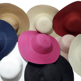 142ca7e01754a Chapéu Floppy - Chapéus para Feminino no Mercado Livre Brasil