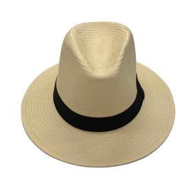 1ff617708b271 Chapéu Estilo Panamá Masculino Feminino Moda Praia Dia Dia · 2 cores. R  59