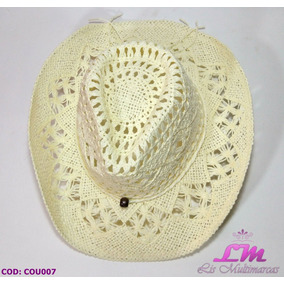 db674891cac73 Chapeu De Cowboy De Rodeio - Chapéus Country no Mercado Livre Brasil