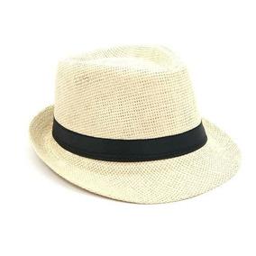 47abfbfed8141 Chapéu Moda Panamá Aba Larga Casual Praia Unissex. Ref  236