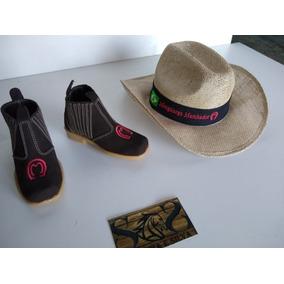 bca9c090618d9 Goma Para Chapeu Botas - Chapéus Country no Mercado Livre Brasil