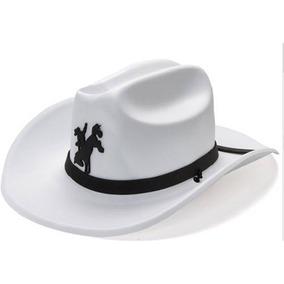 863093d112cf0 Chapeu Cowboy Eva Branco no Mercado Livre Brasil
