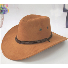0a8827e2d7669 Chapeu Aba Larga Cowboy - Chapéus Country Masculino no Mercado Livre ...