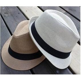 a55f1f647af44 Chapeu Estilo Panama Atacado - Chapéus no Mercado Livre Brasil