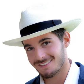 2459e288ff025 Chapeu Aba Larga Masculino - Chapéus no Mercado Livre Brasil