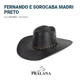 1f2b3b7cb7b4d Chapéu Oficial Fernando E Sorocaba Madri Preto A12 Be-01874
