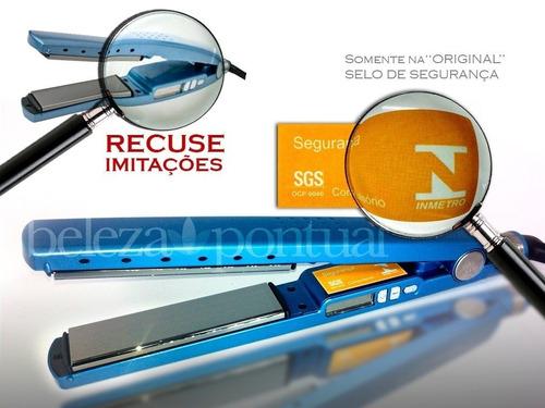 chapinha profissional nano titanium pro 450ºf única original