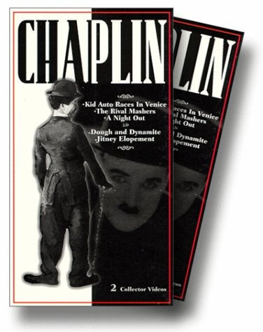 chaplin, vol. 5-6 [vhs]