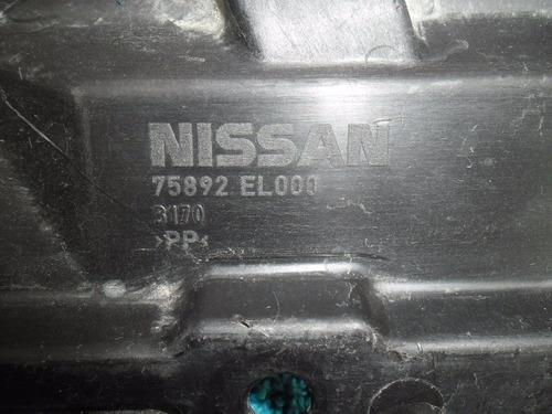 chapón inferior de motor de nissan